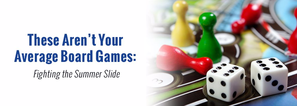 Not Your Average Board Games